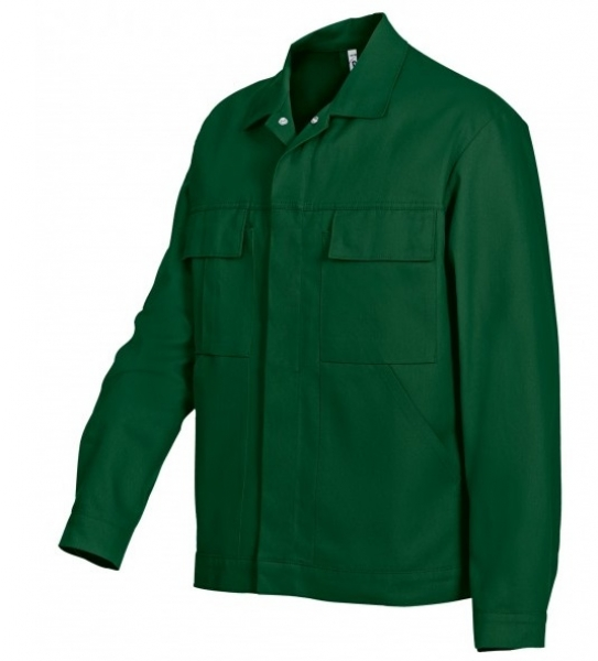 BP Arbeits-Berufs-Bund-Jacke, Blouson, mittelgrün