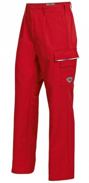 BP Arbeits-Berufs-Bund-Hose, rot