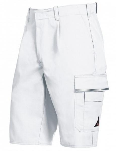 BP Arbeits-Berufs-Shorts, ca. 245 g/m², weiß
