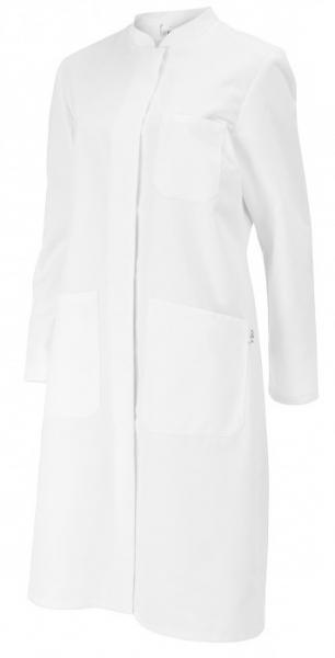 BP Berufsmantel, Damen-Arbeits-Mantel, Kittel, weiß