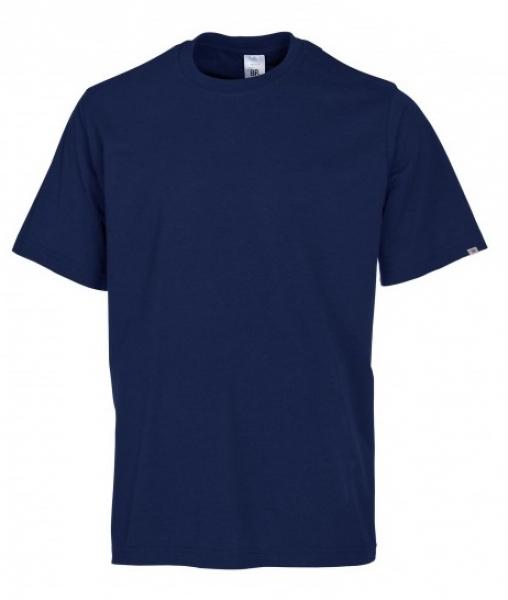 BP-Damen-Herren-T-Shirt, Arbeits-Berufs-Shirt, MG180, nachtblau