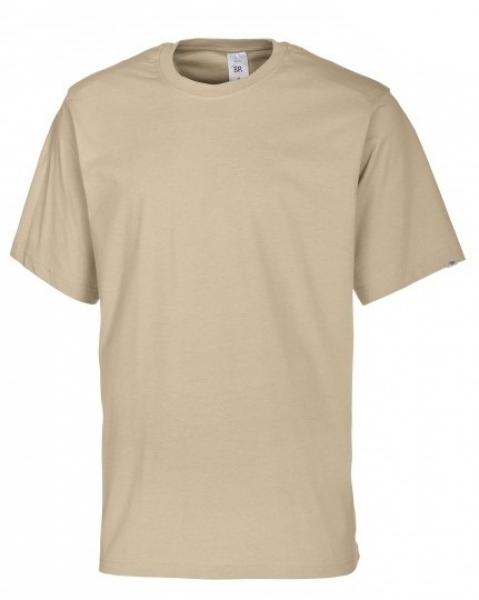 BP-Damen-Herren-T-Shirt, Arbeits-Berufs-Shirt, MG180, ecru