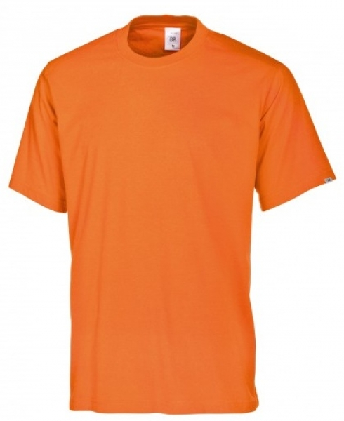 BP-Damen-Herren-T-Shirt, Arbeits-Berufs-Shirt, MG180, orange