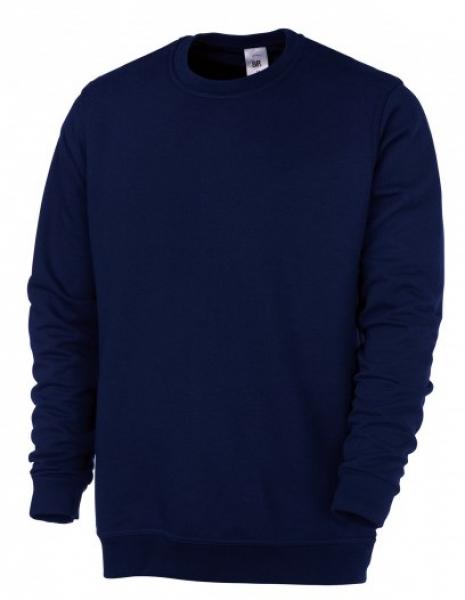 BP Sweat-Arbeits-Berufs-Shirt ür Sie & Ihn, nachtblau