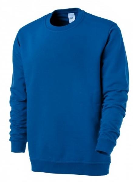 BP Sweat-Arbeits-Berufs-Shirt für Sie & Ihn, königsblau