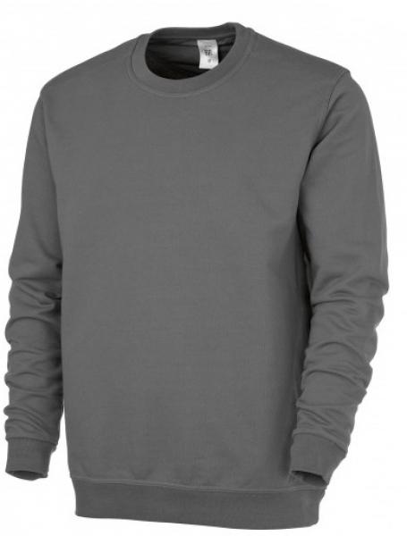 BP Sweat-Arbeits-Berufs-Shirt für Sie & Ihn, dunkelgrau