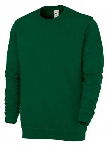 BP Sweat-Arbeits-Berufs-Shirt für Sie & Ihn, mittelgrün