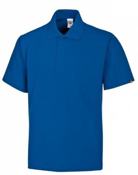 BP-Damen-Herren-Poloshirt, Arbeits-Berufs-Polo-Shirt, MG220, königsblau