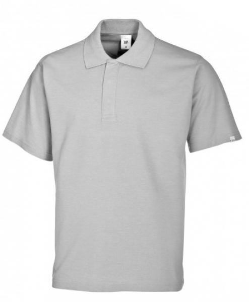 BP-Damen-Herren-Poloshirt, Arbeits-Berufs-Polo-Shirt, MG220, hellgrau