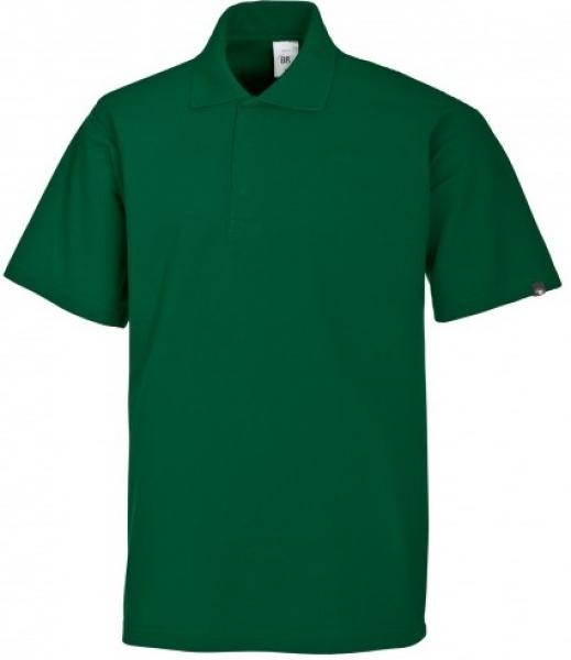 BP-Damen-Herren-Poloshirt, Arbeits-Berufs-Polo-Shirt, MG220, mittelgrün
