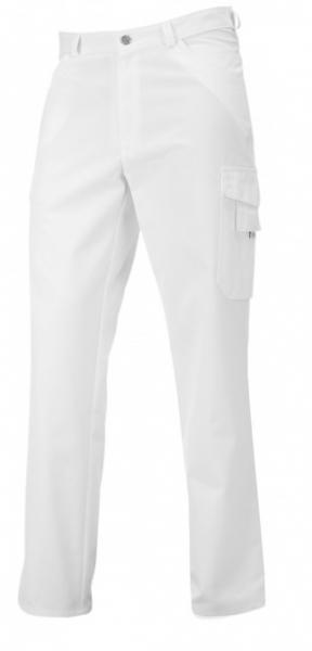 BP-Arbeits-Berufs-Hose, Damen und Herren, Jeans, weiß