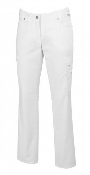 BP-Damen-Arbeits-Berufs-Hose, Jeans, weiß