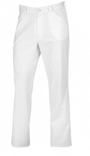 BP Arbeits-Berufs-Jeans für Damen und Herren, weiß