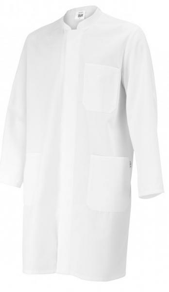BP-Arbeits-Berufs-Mantel für Sie & Ihn, Kittel, ca. 205g/m², weiß