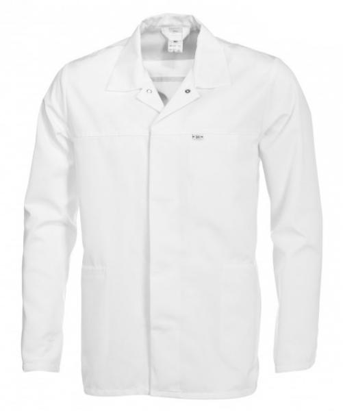 BP Food-Arbeits-Berufs-Jacke für Sie & Ihn, HACCP-Hygiene-Bekleidung,  weiß