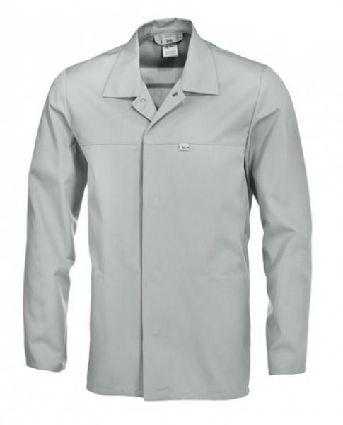 BP Food-Arbeits-Berufs-Jacke für Sie & Ihn, HACCP-Hygiene-Bekleidung,  hellgrau