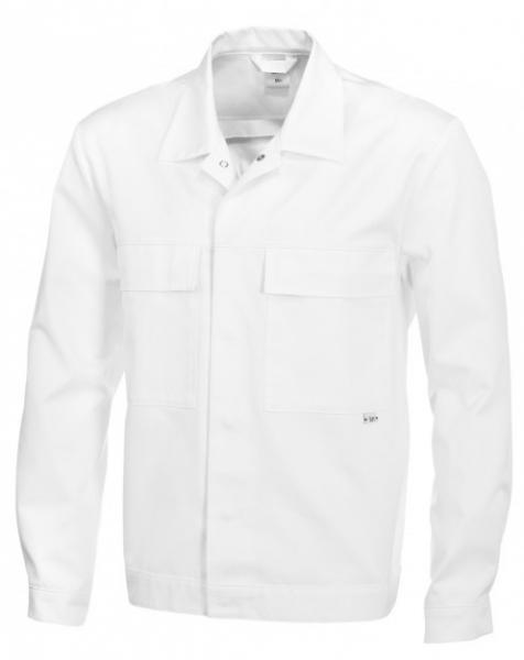 BP Food-Arbeits-Berufs-Jacke, Funktions-Blouson, HACCP-Hygiene-Bekleidung,  weiß