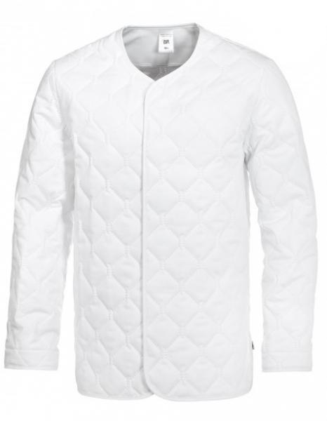 BP Food-Arbeits-Berufs-Stepp-Jacke für Sie & Ihn, HACCP-Hygiene-Bekleidung,  weiß