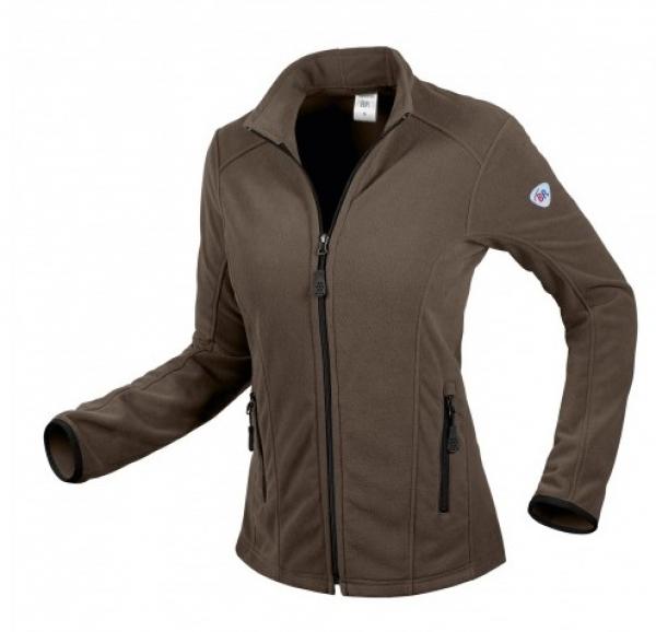 BP-Damen-Fleece-Arbeits-Berufs-Jacke, 275 g/m², falke