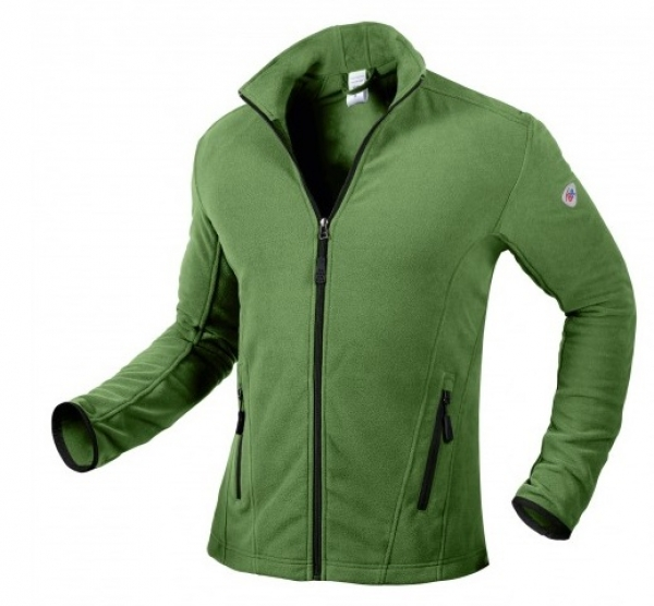 BP-Fleece-Arbeits-Berufs-Jacke,, 275 g/m², new green