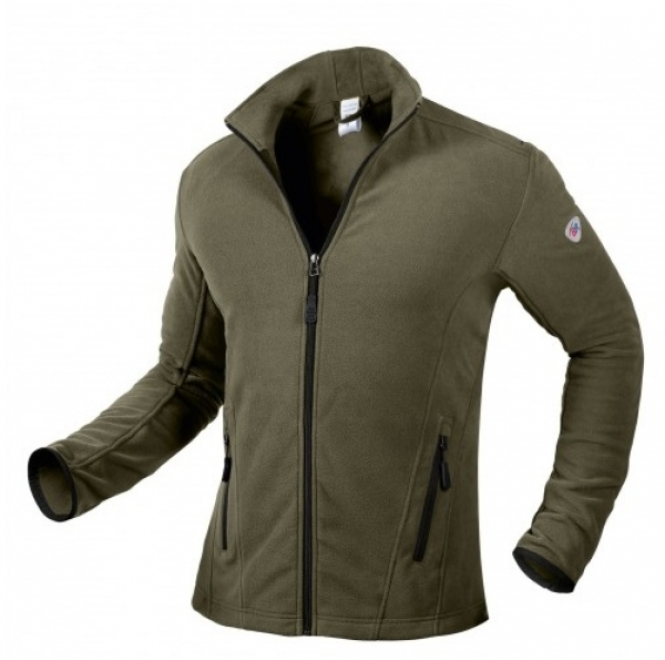 BP-Fleece-Arbeits-Berufs-Jacke, 275 g/m², oliv