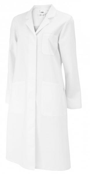 BP-Damen-Berufs-Mantel, Arbeits-Kittel, ca. 205g/m², weiß