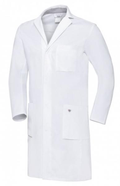 BP-Arztkittel für Herren, 205 g/m², weiß