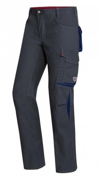 BP Warn-Schutz-Arbeits-Berufs-Bund-Hose, anthrazit/nachtblau