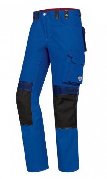 BP Arbeits-Berufs-Hose, Bundhose, königsblau/nachtblau