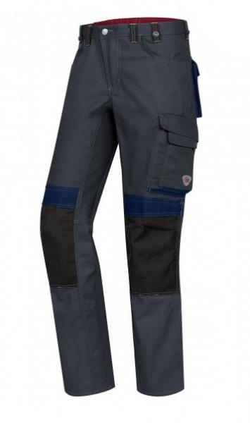 BP Arbeits-Berufs-Hose, Bundhose, anthrazit/nachtblau