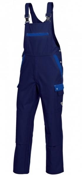BP Arbeits-Berufs-Latz-Hose dunkelblau-königsblau