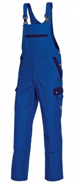BP Arbeits-Berufs-Latz-Hose königsblau-dunkelblau