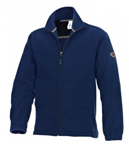BP Winter-Fleece-Arbeits-Berufs-Jacke, nachtblau