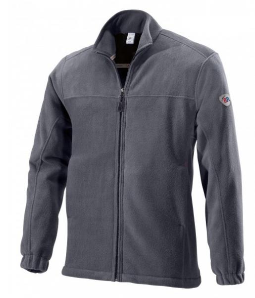 BP Winter-Fleece-Arbeits-Berufs-Jacke, dunkelgrau