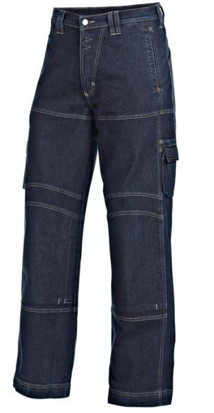 BP Arbeits-Berufs-Bund-Hose, Workerhose jeans deep blue stone