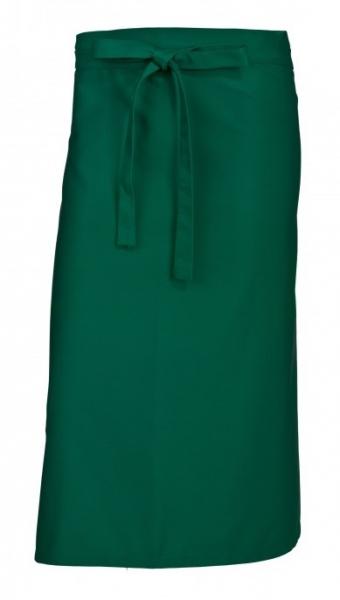 BP-Bistroschürze, Arbeits-Berufs-Schürze, lang, 3-Stück-Packung, MG 215, mittelgrün