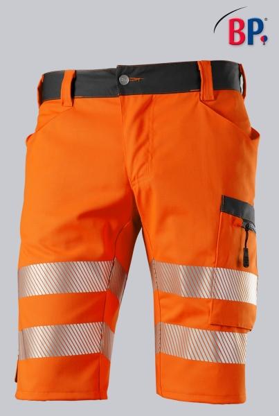 BP-Shorts, warnorange/anthrazit