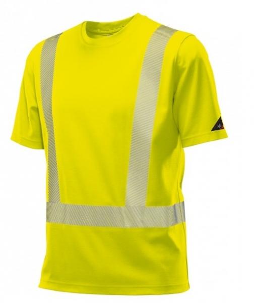 BP-Warn-Schutz-T-Shirt für Sie & Ihn, ca. 185g/m², warngelb