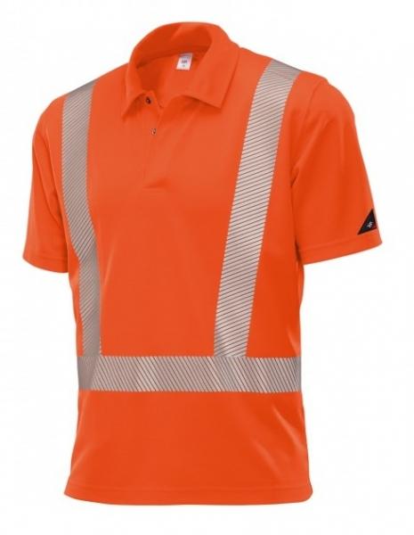BP-Warn-Schutz-Poloshirt für Sie & Ihn, ca. 185g/m², warnorange