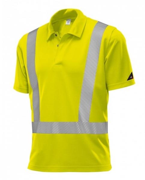 BP-Warn-Schutz-Poloshirt für Sie & Ihn, ca. 185g/m², warngelb