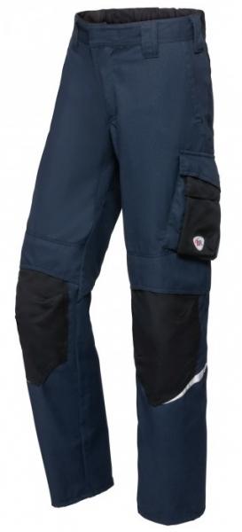 BP-Schweißer-Arbeitshose, Multi Protect Plus, nachtblau/schwarz