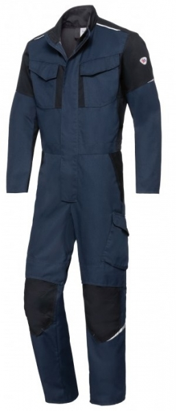 BP-Schweißer-Overall, Multi Protect Plus, nachtblau/schwarz