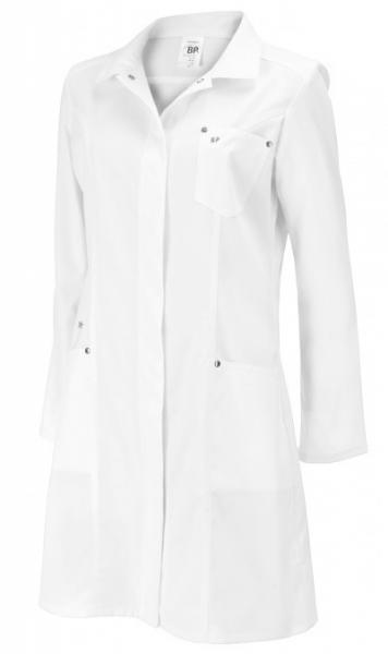 BP-Arbeits-Berufs-Damen-Mantel, Kittel, ca. 200g/m², weiß