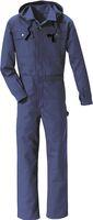 ROFA-Kombination, Arbeits-Berufs-Overall, Spezial 950, mit Kapuze, hydronblau