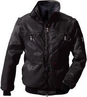 ROFA-Allround-Winter-Arbeits-Berufs-Jacke Basic, 454, 245 g, schwarz