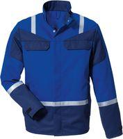 ROFA-Arbeits-Berufs-Bund-Jacke, Multisix, ca. 330 g/m², kornblau-marine