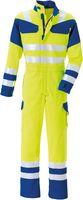 ROFA-Warn-Schutz-/Arbeits-Berufs-Overall-Kombination 363 - Multi seven, leuchtge