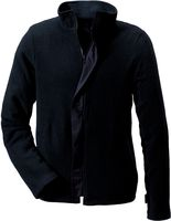ROFA-Winter-Fleece-Arbeits-Berufs-Jacke, schwarz