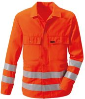 ROFA-PSA-Bekleidung, Warn-Schutz-Arbeits-Berufs-Jacke 186, orange