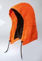 ROFA-Warn-Schutz-Kapuze, Easy-Dry, ca. 150 g/m², leuchtorange